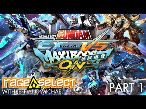 Mobile Suit Gundam EXTREME VS. Maxi Boost ON (The Dojo) Let's Play - Part 1