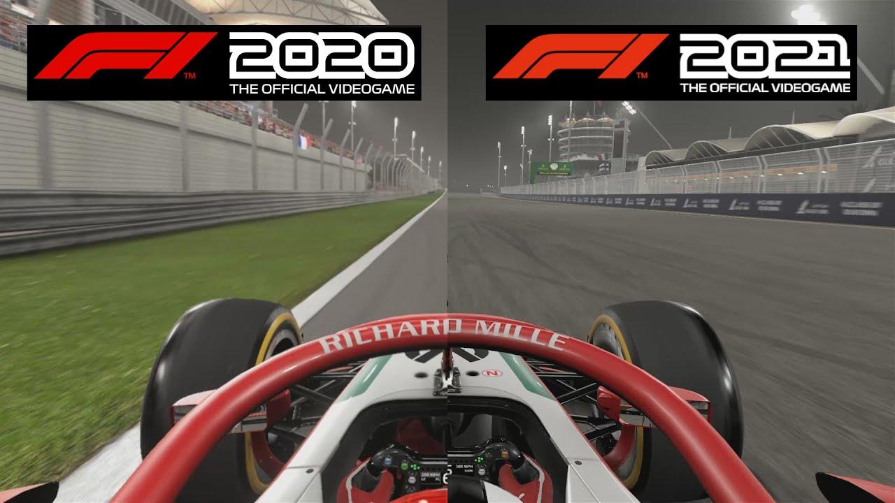 F1 2021 Vs F1 2020 - 2020 Formula 2 Prema Hotap Comparison