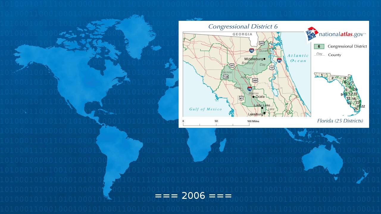 Map Of Georgia 6th Congressional.Georgia S 6th Congressional District Wiki