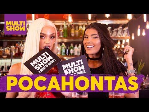 Pocahontas + Pabllo Vittar | Destilando Haters | Música Multishow