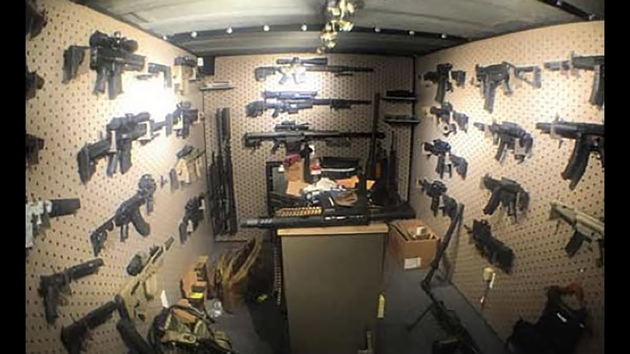 Small Gun Room