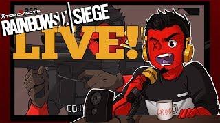 Rainbow Six: Siege | F*CK IT WE'LL DO IT LIVE! thumbnail