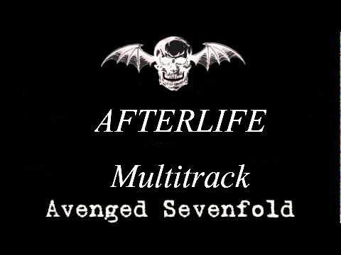 Avenged sevenfold - Multitrack - Multipista