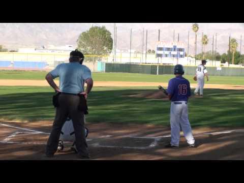 Derek Smallen (030113 vs Indio High School-1)