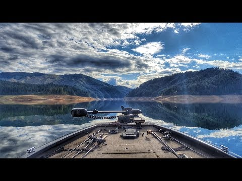 Bass Fishing Dworshak Reservoir - Smallmouth Fishing