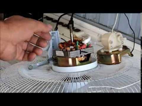 Reparacion de ventilador best home no enciende youtube - Fotos de ventiladores ...