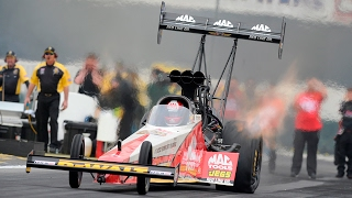 Doug Kalitta runs a career-best in Q1 at the #Winternats