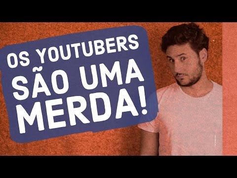 OS YOUTBERS SÃO UMA MERDA #0 - MATCH POINT