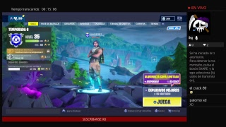 Fortnite playing with strange people
