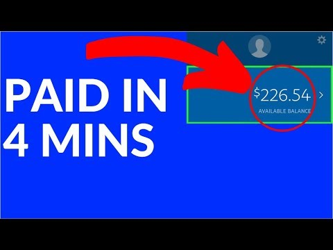 Earn FREE PayPal Money Fast in 4 Mins NOW! (2020)