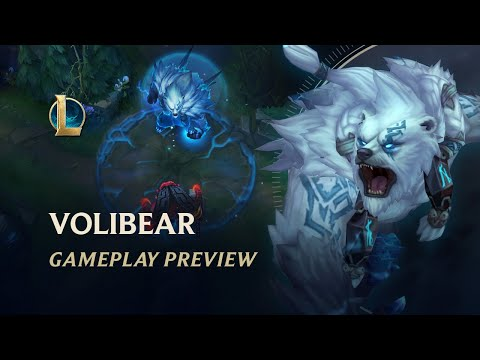 Volibear Gameplay Preview | League of Legends