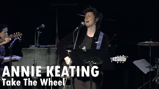 Annie Keating - Take The Wheel live 1/30/15 Little Field, NYC