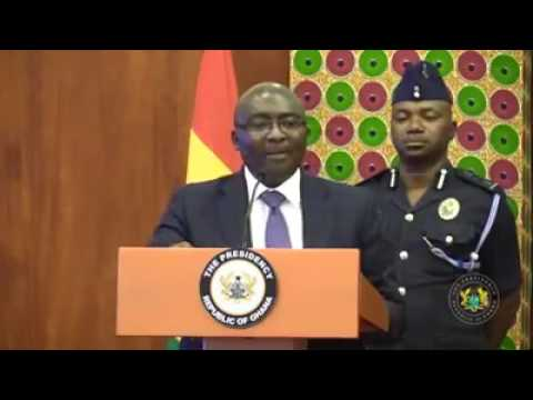 Ghana Ports to Clear Importers Goods in 4 hours   Dr Bawumia