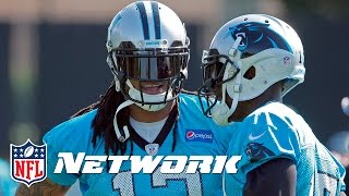 Carolina Panthers Storylines to Watch Heading into 2016 | NFL Network