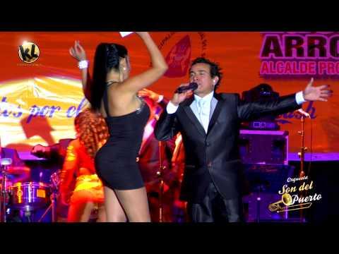 La Chica mas sexy - Esaud Suarez & Paola Ruiz - Son del Puerto - KL Producciones (San Pedrito 2013)