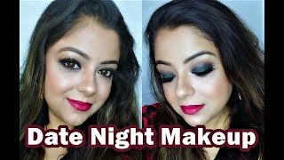 Date Night Smokey Eyes Makeup |  Unboxing Insta Subscription Box