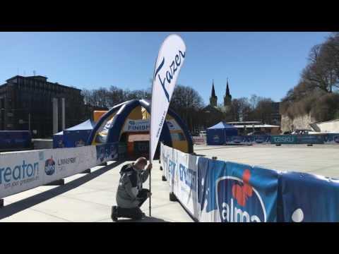 Local news. Preparing for City Orienteering. Tallinn 2017