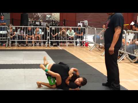No-Gi Grapple August 23 -2015 Kids Fight