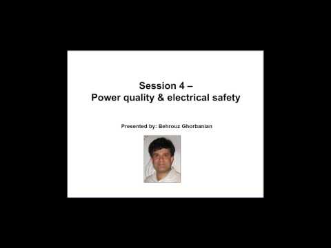 Electrical Power System Fundamentals for non-electrical Engineers
