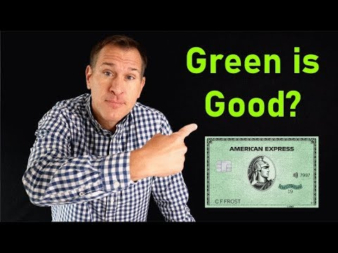 American Express Green Card Review 2020
