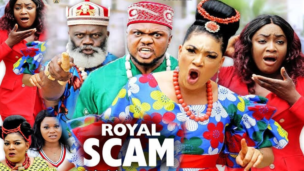 Download ROYAL SCAM SEASON 8 {NEW HIT MOVIE} - KEN ERICS|2021 MOVIE|TRENDING NOLLYWOOD MOVIE|LATEST MOVIE
