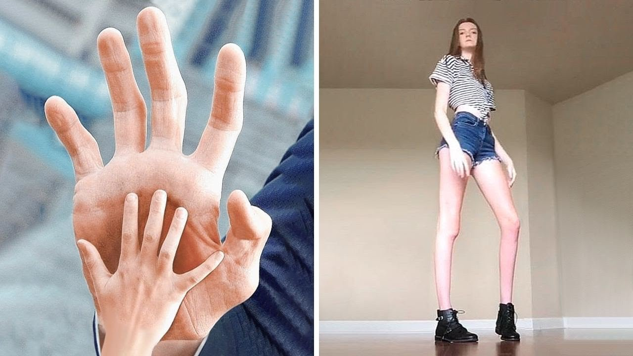 15 People With Largest and Longest Body Parts In The World !