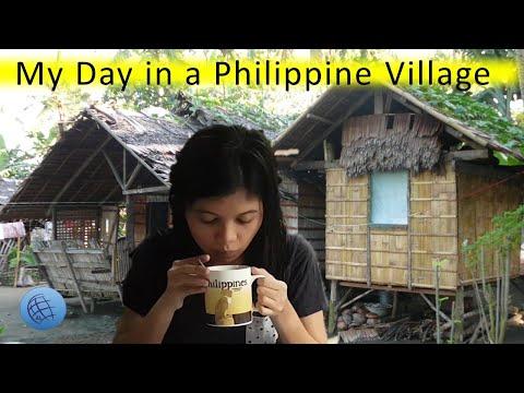 Real Filipino Village Life