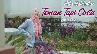 Download Mp3 Teman Tapi Cinta.. Atta Halilintar     Cover   By Annisa.