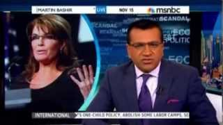 Gambar cover Martin Bashir Suggests Someone Should Defecate in Palins Mouth and Urinate in Her Eyes