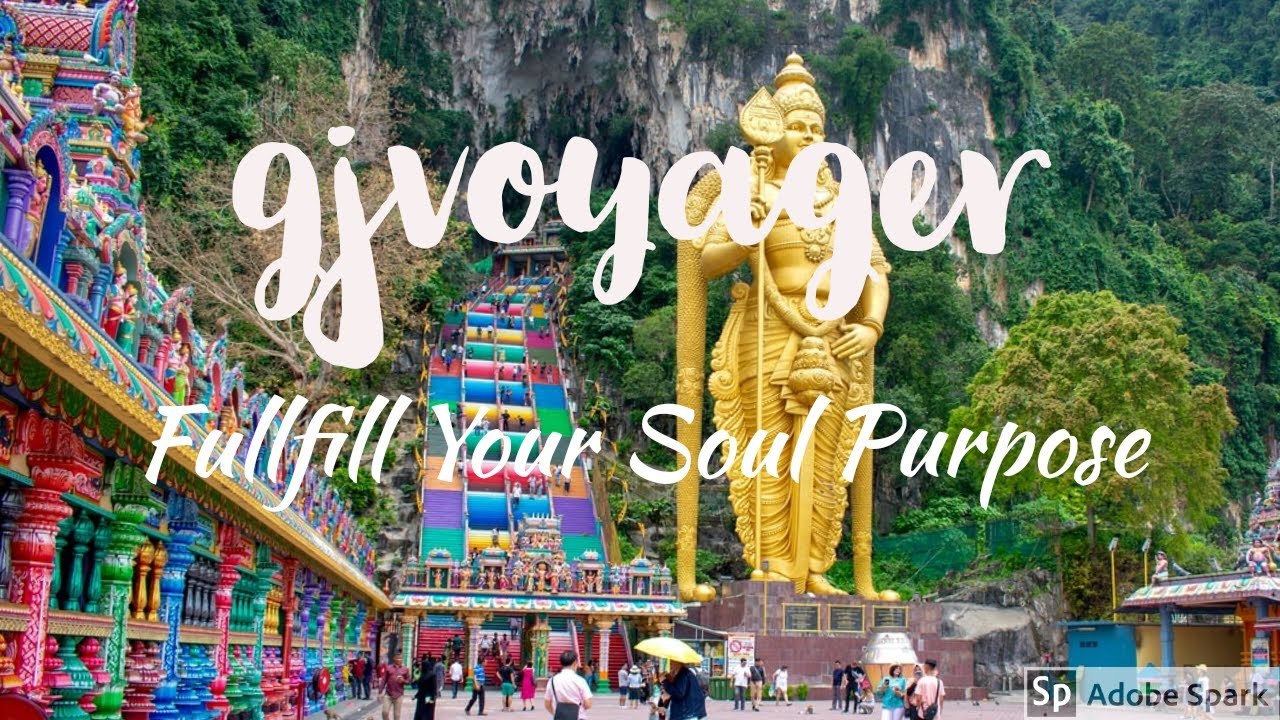 Malaysia Series | Batu Caves : Ramayana caves, Sayambu Lingam and Lord Murugan Statue