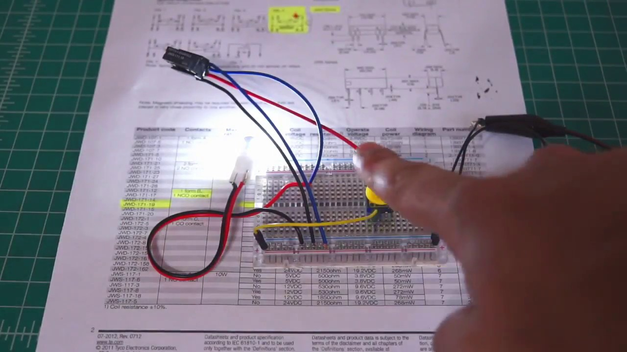 Pool Alarm Wiring Diagram