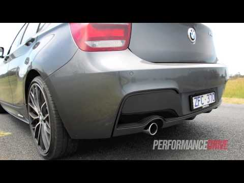 2012 BMW 118d M Sport Engine Sound And 0-100km/h