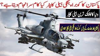 Pakistan Bell AH-1F Cobra kya kam karta | Daily insider