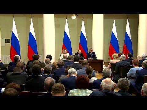Путин подписал указ об упрощении получения гражданства РФ для жителей Донбасса