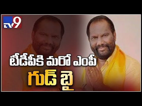 TDP MP Ravindra Babu meets Jagan after quitting TDP - TV9