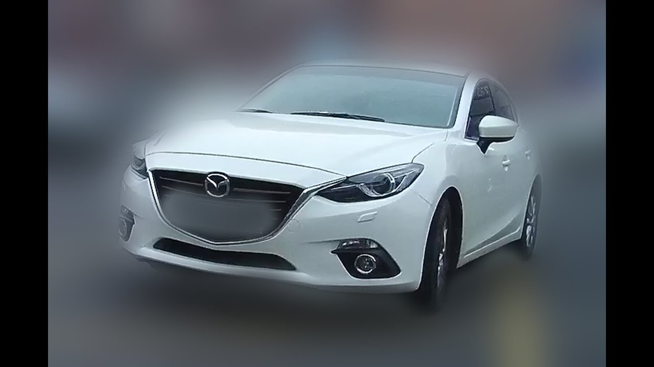 new 2017 mazda mazda3 s grand touring new generations will be made in 2017 youtube. Black Bedroom Furniture Sets. Home Design Ideas