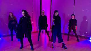 Blood in the Cut by K. Flay   Corevette Dance Collective