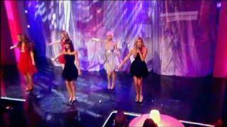 Girls Aloud - Sexy! No No No... (Live Performance on Saturday Night Divas)
