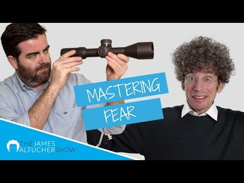 MASTERING FEAR (a Navy SEAL's guide) with Brandon Webb