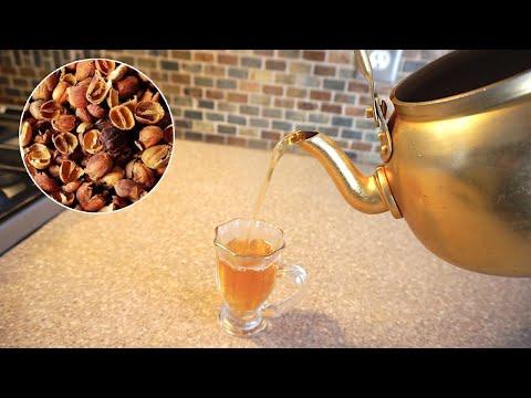 طريقة تحضير قهوة القشر بالطريقة اليمنية الاصيلة