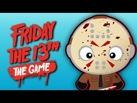 FLYING ABOVE THE MAP! (GLITCH) | Friday The 13th: The Game (ft. H2O Delirious, Gorilla & Dracula)