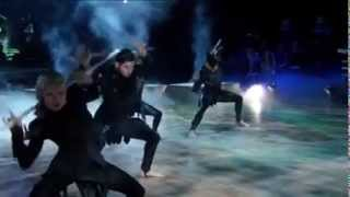 The Hunger Games Dancing by Willow Shields (Primrose Everdeen)/Coldplay-Atlas