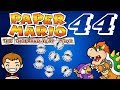Let's Play Paper Mario The Thousand Year Door Episode 44 - Take Over The World?! | Hayden Xavier