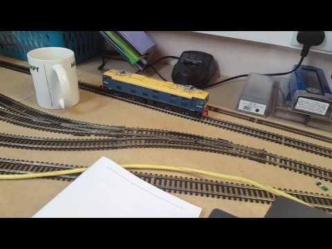 Heljan BR EM2 Class 77 Wickness Soundscape DCC Sound Conversion