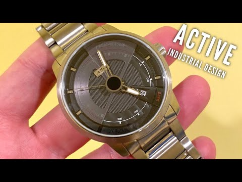 ACTIVE Ingegnere Automatic Watch Review - By Lenvino Watch Company