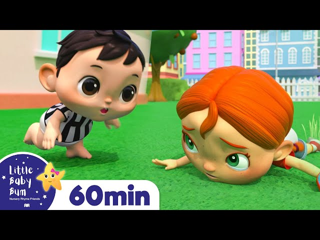 Accidents Happen - Boo Boo Song | +More Nursery Rhymes & Kids Songs ABCs and 123s | Little Baby Bum