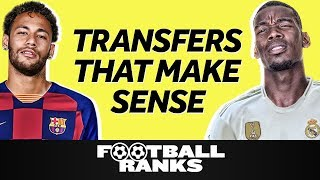 Ranking Transfers That Make Sense For Everyone | B/R Football Ranks