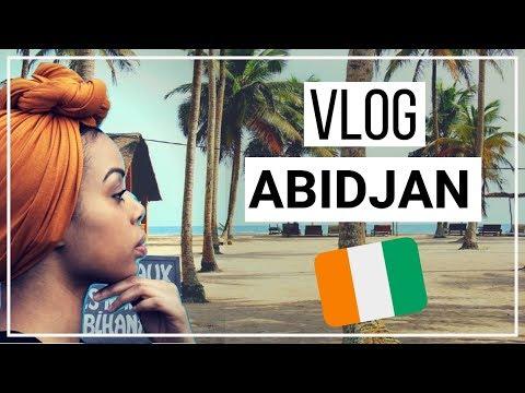Vlog  Mes vacances à ABIDJAN