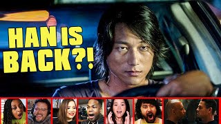 Reactors Reaction To Seeing Han Again In Fast and Furious 9 Trailer