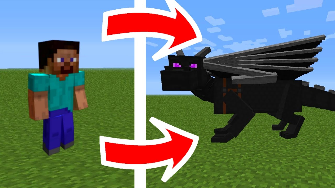 minecraft how to find ender dragon